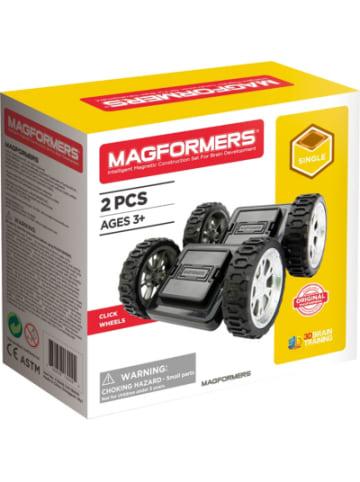 MAGFORMERS Click-Wheels