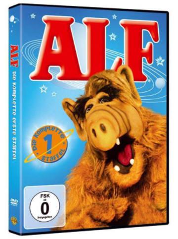 Warner Home Video DVD ALF - Season 1