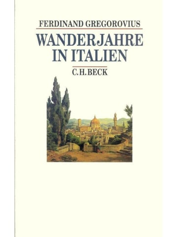 C.H.Beck Wanderjahre in Italien