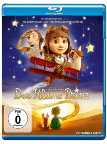 Warner Home Video BLU-RAY Der kleine Prinz