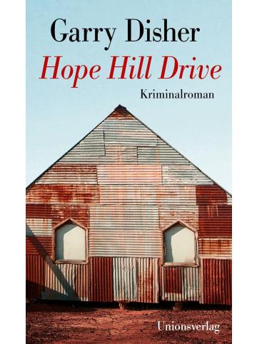 Unionsverlag Hope Hill Drive | Kriminalroma