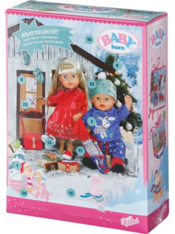 Zapf BABY born® Adventskalender