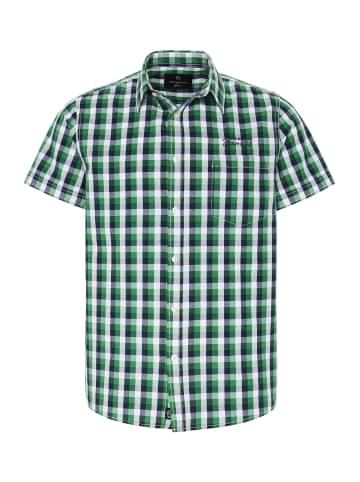 Oklahoma Jeans Hemd in Jolly Green