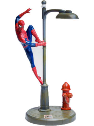 Paladone Marvel Lampe Spiderman