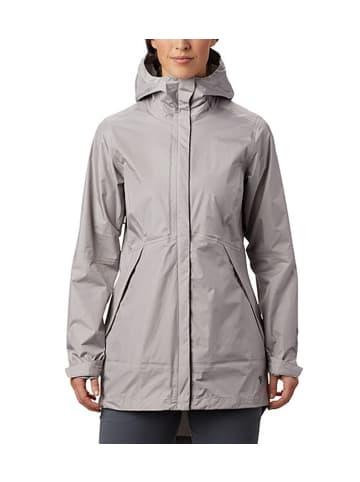 Mountain Hardwear Sport-Jacke in Grau