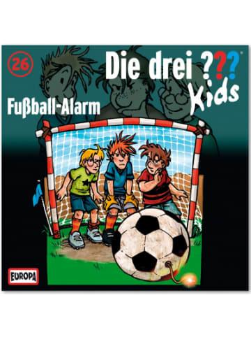 Sony CD Die Drei ??? Kids 26 - Fußball Alarm