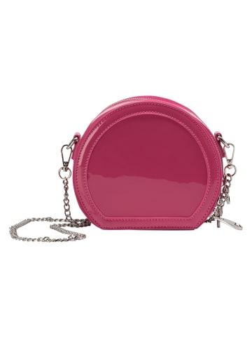 MyMo at night Runde Abendtasche in Pink