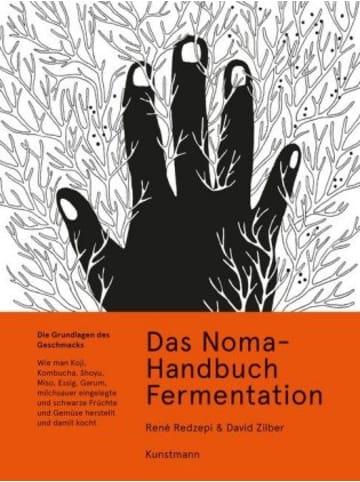 Verlag Antje Kunstmann Das Noma-Handbuch Fermentation