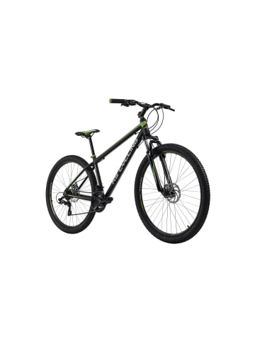 KS CYCLING MTB Hardtail 29 Zoll Xceed in schwarz-grün