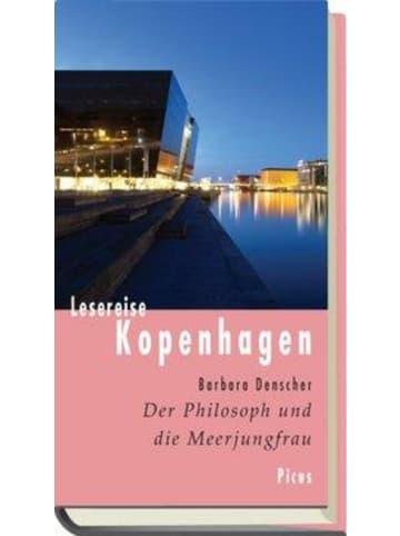 Picus Verlag GmbH Lesereise Kopenhagen   Der Philosoph und die Meerjungfrau