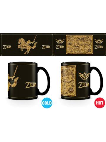Zelda Legend Of Zelda - Map, Thermoeffekt 315 ml