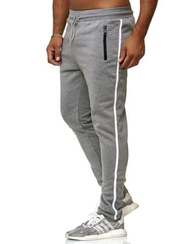 Arizona-Shopping Jogging Hose LE-HOME Sweat Pants Hose Sporthose H2509 in Hellgrau