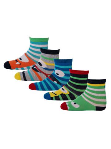 Cucamelon Socken 5er Pack in Monster