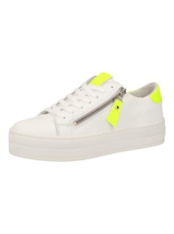 SPM Sneaker in Weiß/Gelb