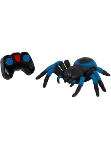 Terra press Ferngesteuerte Spinne, blau/schwarz