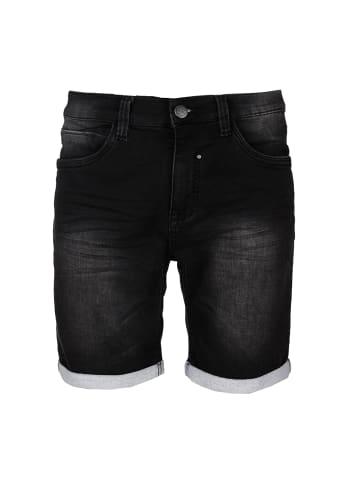 Urban Surface Jeans Shorts Denim Bermuda Walkshort H1501 in Schwarz