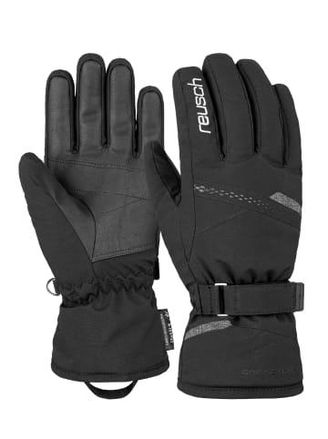 Reusch Fingerhandschuh Hannah R-TEX® XT in black/black melange