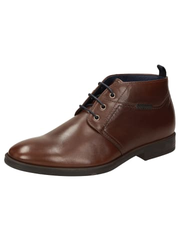 Sioux Stiefelette Foriolo-705-H in dunkelbraun