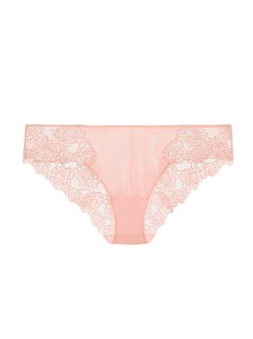 La Perla Slip Brief Bella in Pink Powder