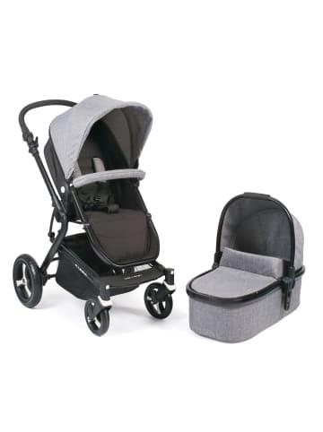 """CHIC 4 BABY Kinderwagen """"Passo"""" in Jeans grau"""