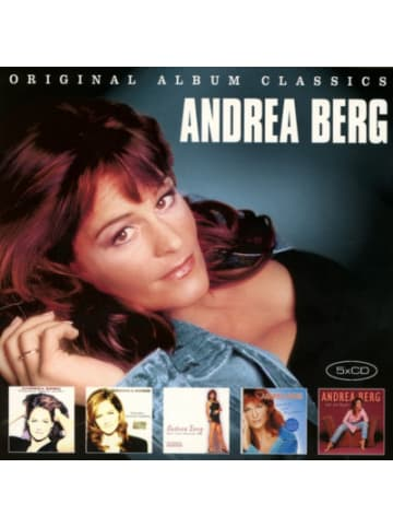 Sony CD Andrea Berg - Original Album Classics
