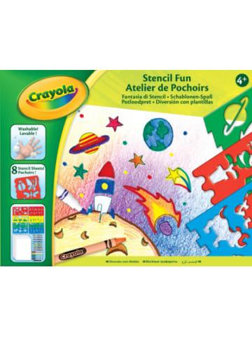 Crayola Schablonen-Spaß