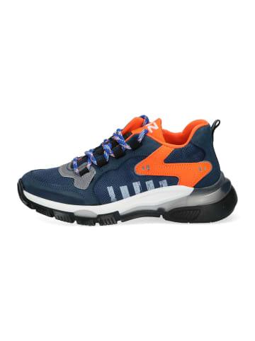 Braqeez Sneaker Gio Genna in blau