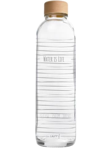 """Carry Trinkflasche """"Water is Life"""", 0,7l"""