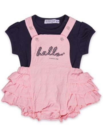 Dirkje Baby Set Kleid + T-Shirt