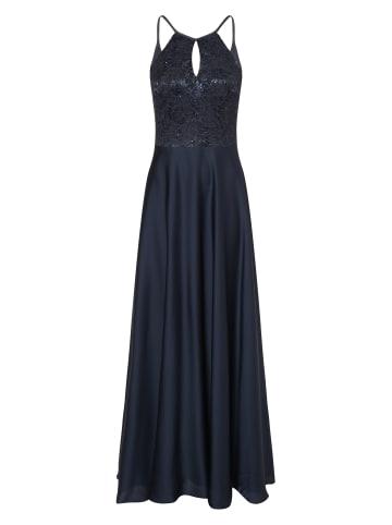 SWING Abendkleid in indigo