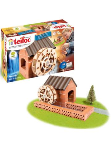 """Teifoc TEI 4030 Steinbaukasten - """"Wassermühle"""""""