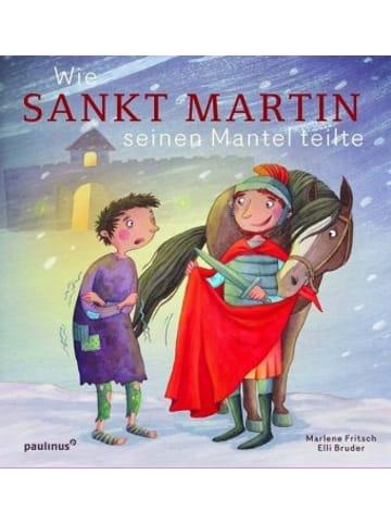 Paulinus Wie Sankt Martin seinen Mantel teilte