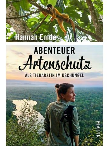 Malik-Verlag Abenteuer Artenschutz | Als Tierärztin im Dschungel