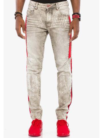 Cipo & Baxx Jeans in Grey