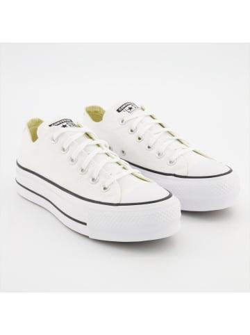 Converse Schnürschuhe in weiß