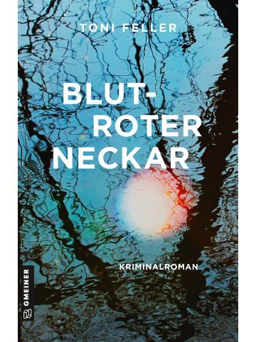 Gmeiner-Verlag Blutroter Neckar   Kriminalroman