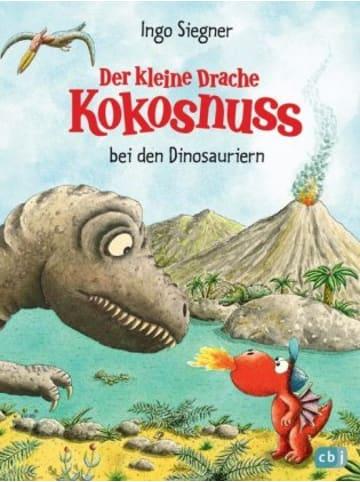 Cbj Verlag Der kleine Drache Kokosnuss bei den Dinosauriern