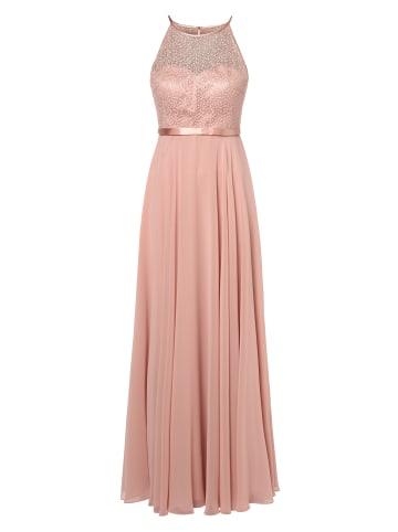 Marie Lund Abendkleid in rosa