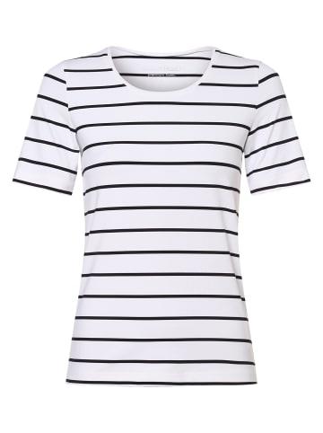 Apriori T-Shirt in weiß blau