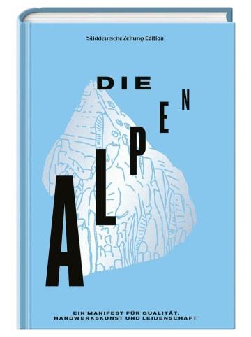 Süddeutsche Zeitung Die Alpen | Ein Manifest für Qualität, Handwerkskunst und Leidenschaft