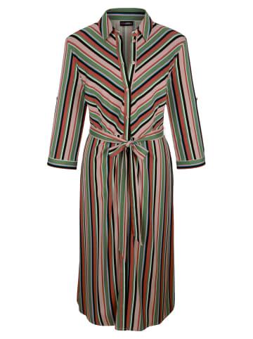 MIAMODA Kleid in Multicolor