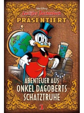 Egmont Abenteuer aus Onkel Dagoberts Schatztruhe. Bd.1