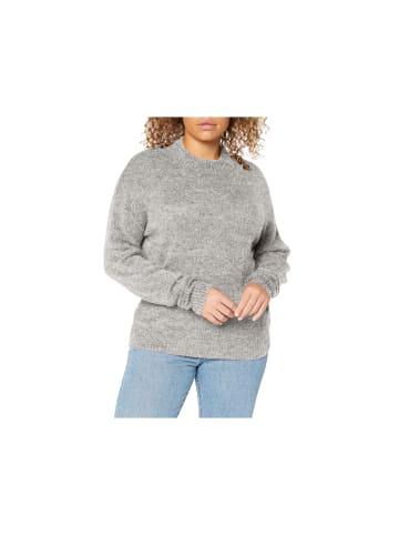 ICHI Pullover in grau