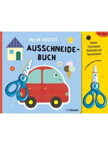 Ullmann Publishing Mein erstes Ausschneidebuch, m. kindersicherer Schere