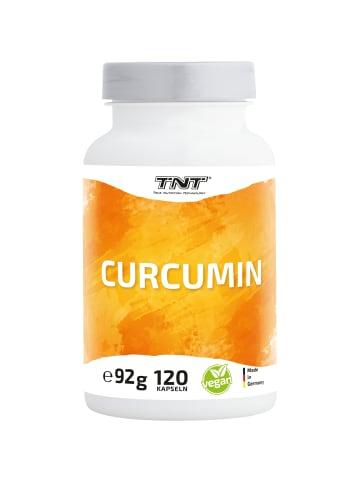 TNT True Nutrition Technology Kapseln Curcumin V-Caps (120 Kapseln) in bunt