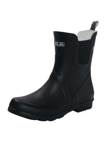 Mols Rubber Boot Suburbs in 1001 Black