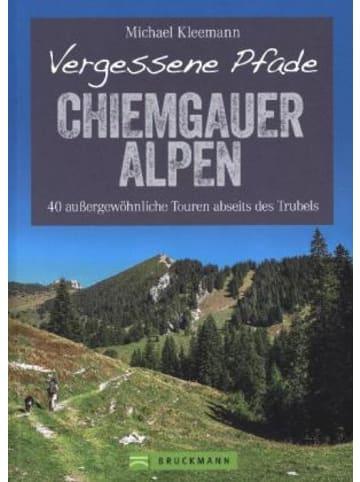 Bruckmann Vergessene Pfade Chiemgauer Alpen