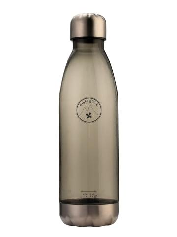 Gipfelglück Flasche Tritan Bottle in Smoked Grey