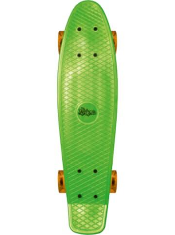 No Rules Skateboard Beachboard fun, grün