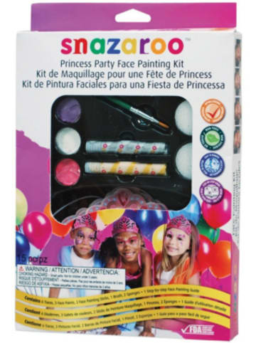 Snazaroo Prinzessin Party-Set